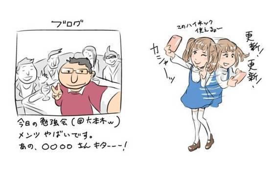 【データ】オンラインメガホンとオフラインメガホン:10人10色のワカモンたち(後編)