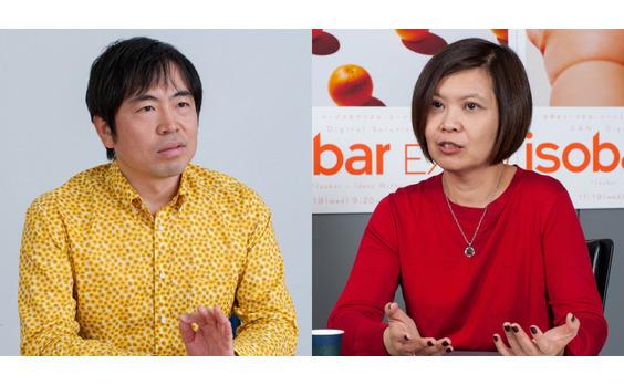 Jean Lin × 佐々木 康晴 (前編): 広告以上のものを提供する デジタル・エージェンシーの役割