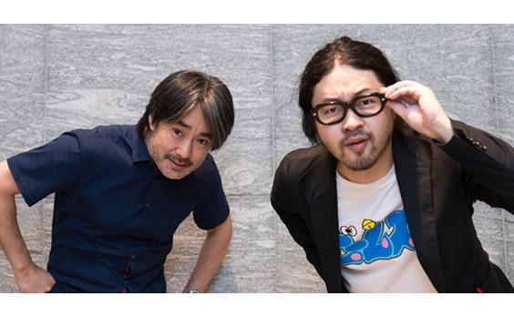 書籍『電通デザイントークVol.2』  川田十夢×阿部光史「広告を拡張する」