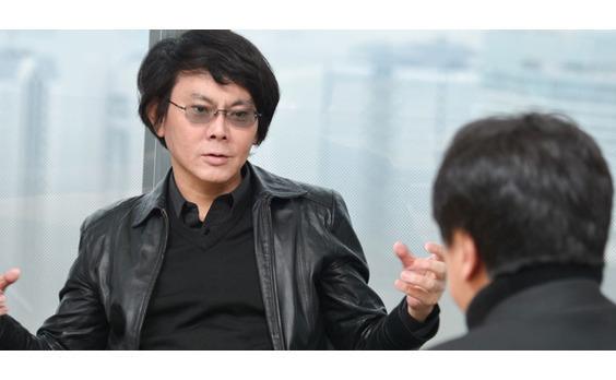"""マツコロイド開発者・石黒浩教授インタビュー①  """"intelligent""""の先にあるロボットのブランド戦略"""