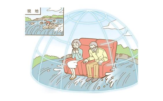 テクノロジーが変える、未来のシニア世代の生活環境。