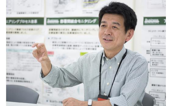 ビッグデータで、 21世紀的なハピネスを作り出す  ~日立製作所 研究開発グループ技師長 矢野 和男氏