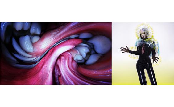 """Dentsu Lab Tokyoが制作サポートしたBjörkの最新ミュージックビデオ """"Mouth Mantra""""が公開。"""