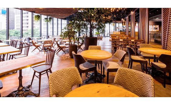 GINZA PLACEにイベントスペース&カフェ「common ginza」オープン!