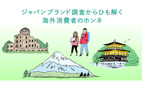 訪れたい日本の地方は? 人気のキャラクターは? ジャパンブランド調査クイズ5選