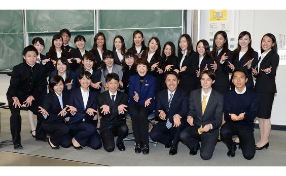 慶応大の学生らが、 諏訪のPR動画制作にチャレンジ