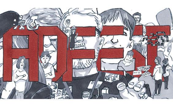 漫画「ADFEST」