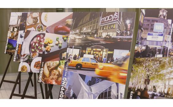 東京都とニューヨーク市 観光PRパートナーシップを締結