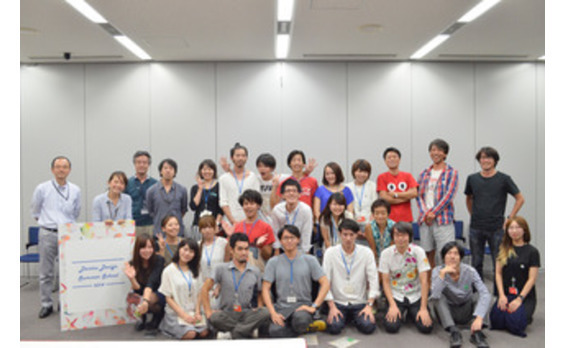第3回「電通デザインサマースクール」  学び、考え、つくった、学生たちの熱い夏