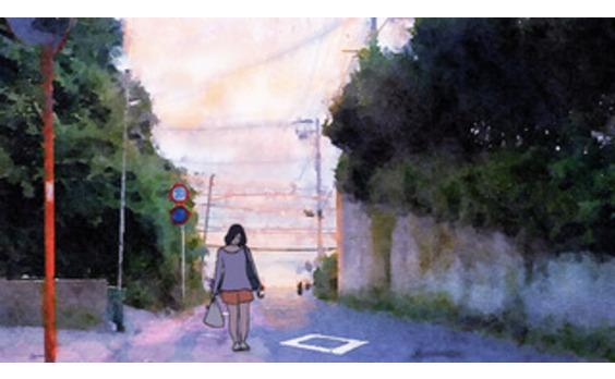 映画監督・岩井俊二×タウンワーク、短編コラボアニメを公開