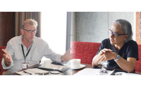スパイクスアジア特別対談 ライオンズフェスティバルズ会長テリー・サベージ×電通CDCセンター長古川裕也