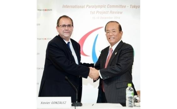 """""""最高のパラリンピックになる""""   第1回「IPC-東京2020プロジェクトレビュー」"""