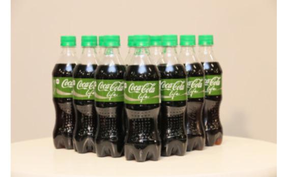 「コカ・コーラ ライフ」新発売記念PRイベント