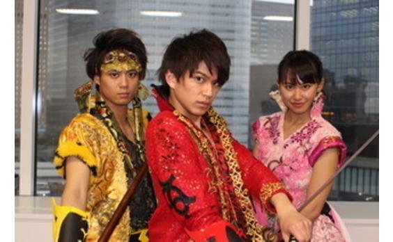 大坂の陣400年天下一祭開催 PR武将隊「大坂RONIN 5」が東京でPR