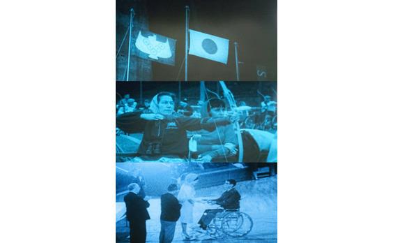 祝! 創立50周年   日本障がい者スポーツ協会