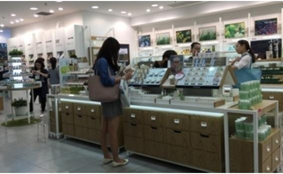 中国発★韓国化粧品ブランド、韓流ブームに乗り急成長