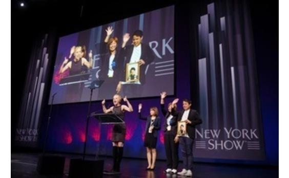 ニューヨークフェスティバル 2015にて、電通が「トーチ・アワード」(グランプリ)を受賞