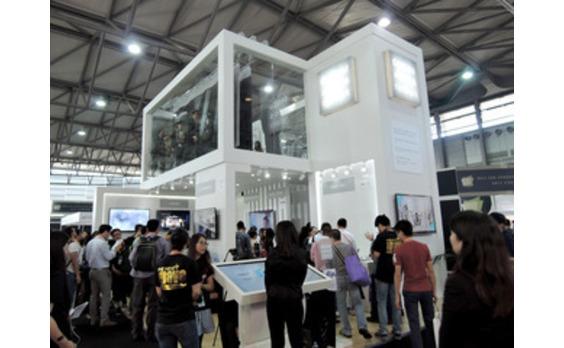 アジア初開催の家電見本市に 電通グループが出展