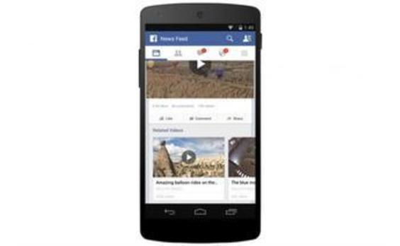 US発★Facebookが動画クリエーターに広告収益を還元