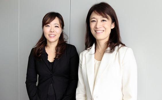 大屋洋子×小幡道子対談前編 「効果や効能だけではなく、 気持ちをアゲることが大事」