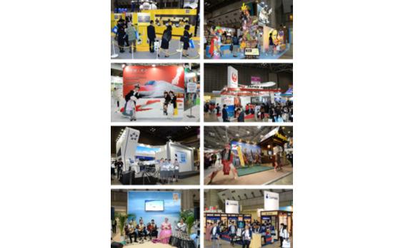 観光総合イベント「ツーリズムEXPOジャパン」に 17万3000人が来場