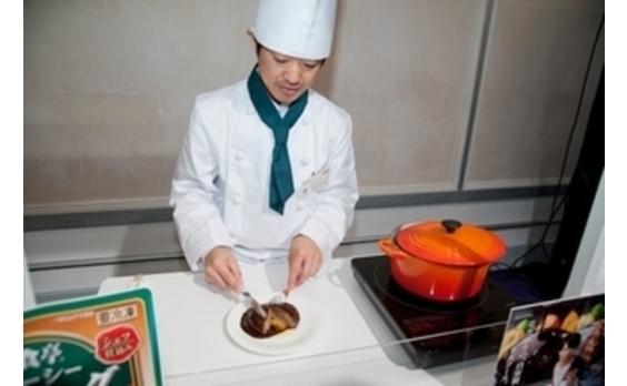 櫻井翔さんもうっとり! 味の素「洋食亭Ⓡ」ジューシーハンバーグ新CM
