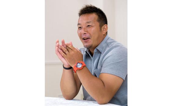 「まずは見て、感じてほしい~車椅子バスケットボールというスポーツの魅力」  京谷和幸氏