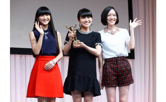 Perfumeが! リトルベンが! 浦ちゃんが! 日本CM界の式典、今年も豪華に
