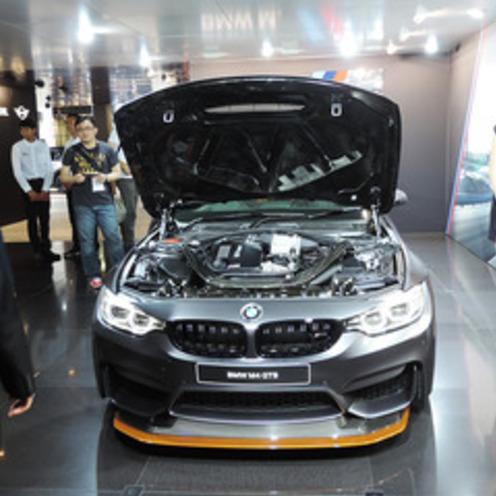 モータースポーツの遺伝子受け継ぐ「ニューBMW M4 GTS」を世界初公開  ―BMW(TMS)