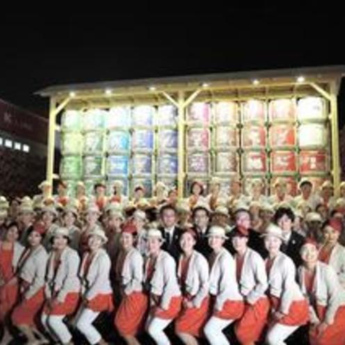 ミラノ万博閉幕   日本館はパビリオンプライズ   展示デザイン部門で「金賞」受賞で有終の美を飾る