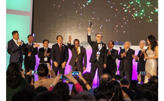 1500人超が参集し台湾でアドアジア2015開催 テーマは「クラウイデア」
