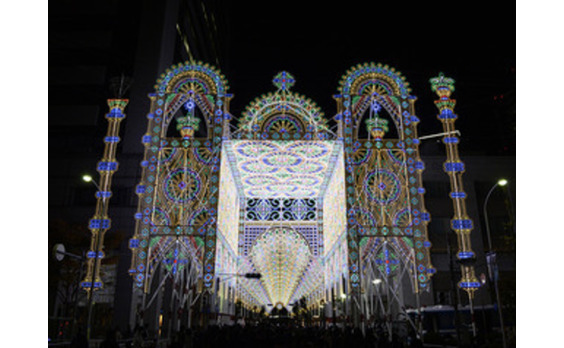 21回目の神戸ルミナリエ、復興への思いを次世代につなぐ