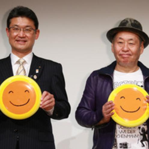 日本のひなた宮崎県プロモーション ―泉谷しげるが「ひなたの人」に―