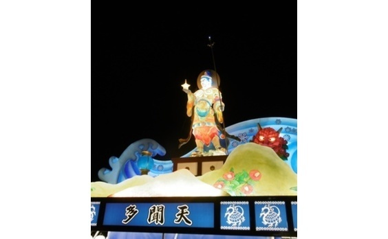 奈良の歴史・伝統に新たな1ページを   「奈良大立山まつり」開催