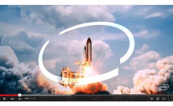 """米国発★人類の""""アメージング""""な体験に潜む技術 インテルの新キャンペーン"""