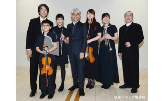 被災地に届け!   子どもたちの「東北ユースオーケストラ」が演奏会を開催
