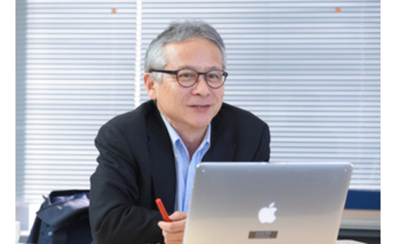 MIT石井裕教授に聞く 知性、そして生と死(前編)