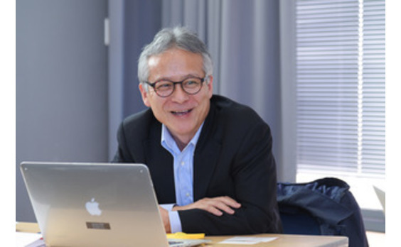 MIT石井裕教授に聞く 知性、そして生と死(後編)