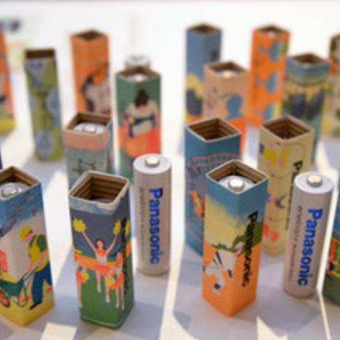 パナソニック「Life is electric」プロジェクト   21本のエネループが教えてくれること