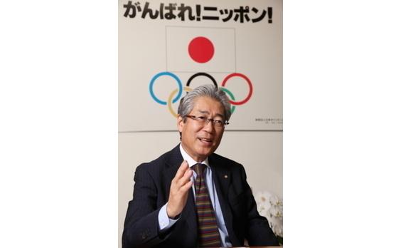 JOC竹田会長インタビュー「2020年東京オリンピック・パラリンピックに向けて」第1回