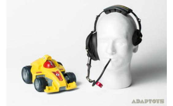 US発★体が不自由でも子どもと遊べる玩具 360iが開発