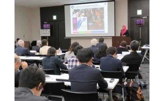 企業メセナ協議会がASEANネットワーク構築に向けて東京会議開く