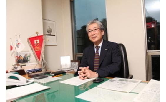 JOC竹田会長インタビュー「2020年東京オリンピック・パラリンピックに向けて」第2回