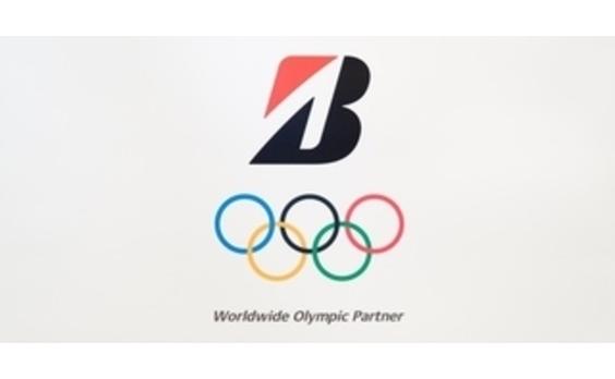 ブリヂストン  オリンピックスポンサー活動を 記者発表