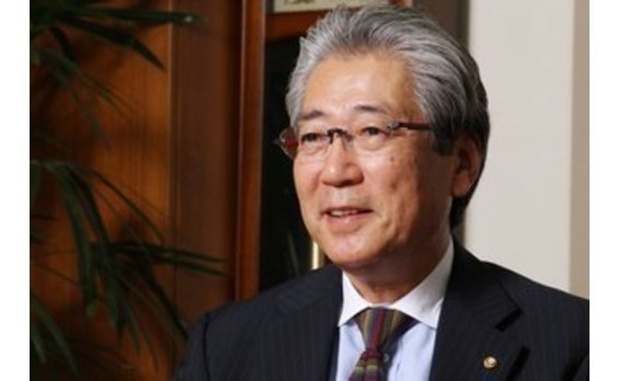 JOC竹田会長インタビュー  「2020年東京オリンピック・パラリンピックに向けて」第3回