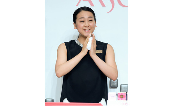 アルソア   期間限定店舗で、浅田さんプロデュース 商品も販売