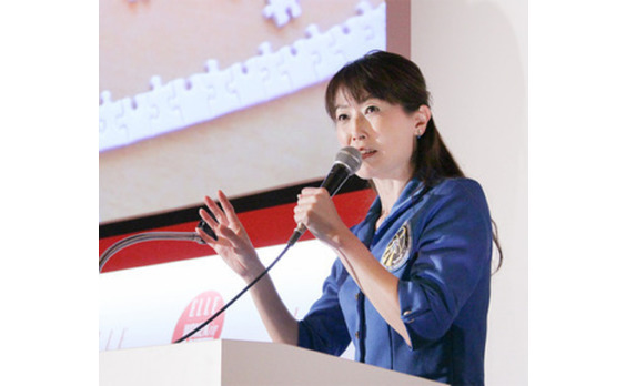 宇宙飛行士の山崎さんが働く女性にエール~「ELLE WOMEN in SOCIETY 2016」開催