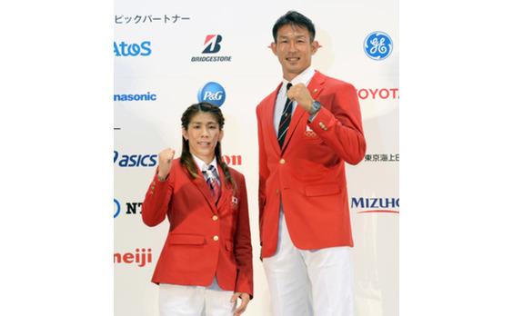 リオへ!   日本代表選手団 結団式・壮行会開催 1万人の応援団集結(動画あり)