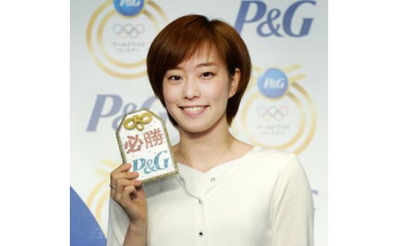 P&G   石川佳純選手の壮行会開催