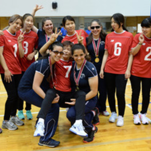 2016ジャパンパラゴールボール大会   3カ国でリオ前哨戦
